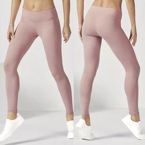 NWT blush fabletics full length pants